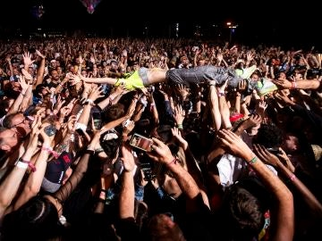 Imagen de archivo del festival de Coachella
