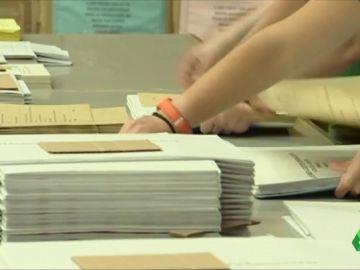 Imagen de archivo de unas elecciones