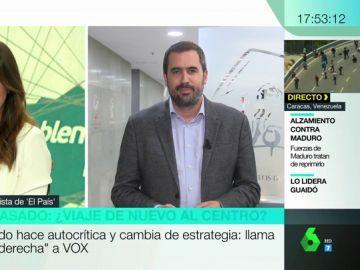 """Carlos Cué: """"La marca PP está por los suelos y en Cataluña está en vías de desaparición"""""""