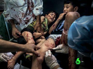 El fotorreportero Ricardo García Vilanova plasma en un libro los nueve años de horror del califato de Dáesh