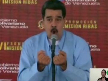 Imagen de Nicolás Maduro