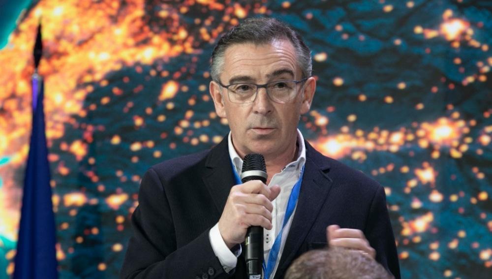 Luis María Beamonte, candidato del PP en Aragón