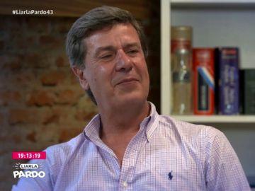 ¿Es Cayetano Martínez de Irujo monárquico? Esta es su sorprendente respuesta en Liarla Pardo