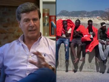 """Cayetano Martínez de Irujo: """"El flujo de africanos que esta viniendo a nuestro país nos puede desgraciar nuestra democracia"""""""