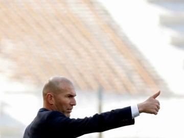 Zidane da el OK en la banda