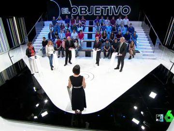El minuto de oro de los candidatos de PSOE, PP, Ciudadanos, Unidas Podemos y Vox a las elecciones europeas
