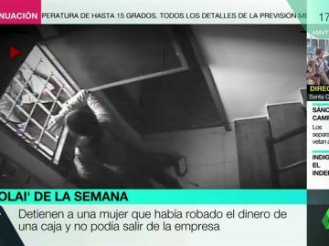 Se queda encerrada en una nave de un polígono industrial en Tarragona y tiene que ser rescatada por la Policía
