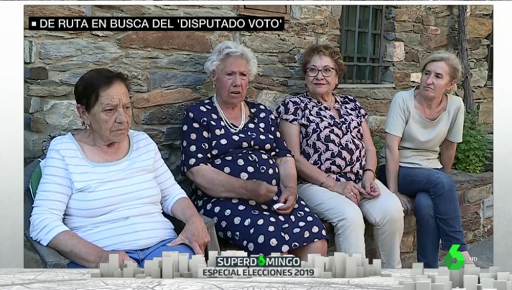 El ejemplo de Charito: tiene 95 años y ha dado un paso al frente como candidata en Patones