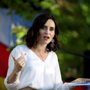 Isabel Díaz Ayuso en una imagen de archivo