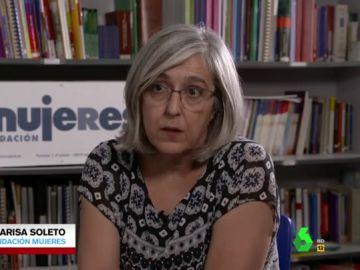 """Marisa Soleto, sobre la difusión de vídeos sexuales: """"Se apela al comportamiento sexual de las mujeres para desacreditarlas y hacerles daño"""""""