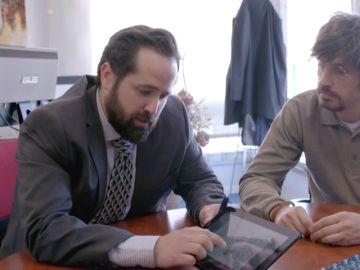 """Un comercial de 'Redur' pierde a un cliente delante de El Jefe infiltrado: """"Nos hemos cerrado la puerta ante una empresa muy importante"""""""