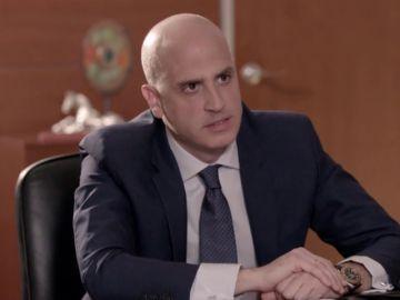 """El Jefe infiltrado de 'Redur' explota contra uno de los trabajadores: """"¿Por qué te comportas así? ¿eres tonto?"""""""