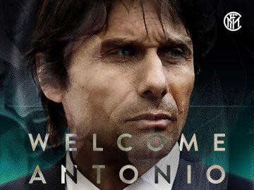 Antonio Conte, nuevo entrenador del Inter