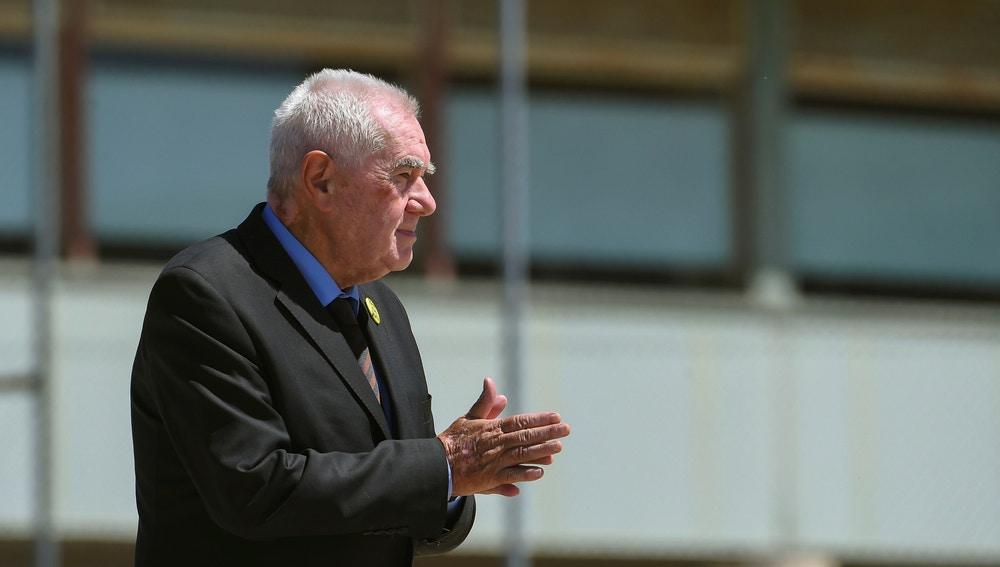 El candidato de ERC a la Alcaldía de Barcelona y ganador de las elecciones, Ernest Maragall