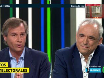 """Tenso rifirrafe entre González Terol (PP) y Simancas (PSOE): """"Un partido ultra es aquel que pacta el futuro de España con ETA"""""""