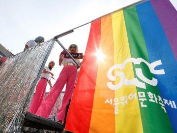Orgullo en Seúl