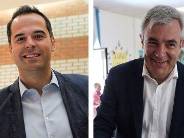 Ignacio Aguado y Luis Garicano