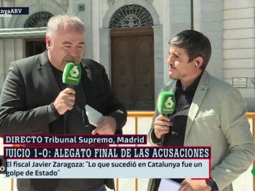 El 'diálogo' entre Antonio Ferreras y Alfonso Pérez Medina que te dejará alucinado