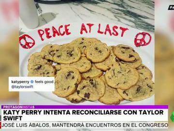 Katy Perry y Taylor Swift, ¿de nuevo amigas?: el dulce mensaje que podría poner fin a su polémica enemistad