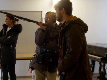 """Interrumpen la entrevista de Chicote con el director de Universidades de Castilla - La Mancha: """"Vamos a ir cortando ya"""""""