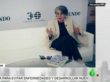 El 'dardo' de Matilde Asensi a los políticos
