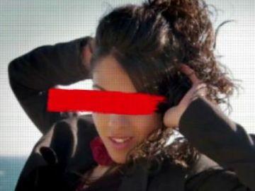 Imagen de la joven acusada de arrancar la lengua a su novio