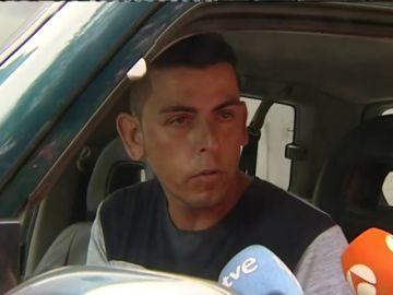 Imagen del novio de Dana, desaparecida en Málaga