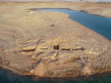 Palacio de la civilización Mittani en Irak
