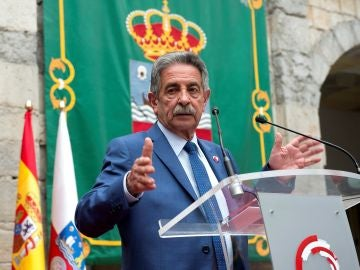 El presidente de Cantabria, Miguel Ángel Revilla (Archivo)