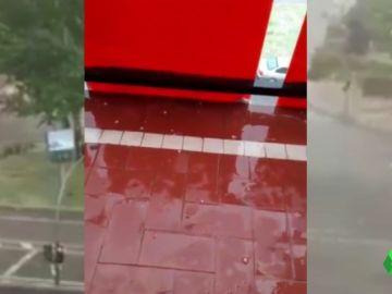 Alerta en 13 provincias por las fuertes tormentas tras la ola de calor