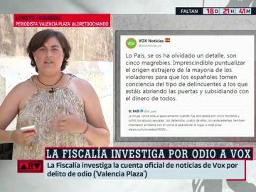 Loreto Ochando en ARV