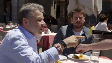 """La indignación de Chicote al ver las paellas que sirven en un restaurante de la Plaza Mayor: """"Se piensan que uno no se entera de nada"""""""