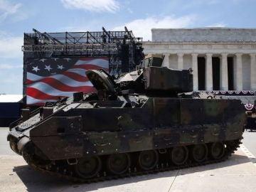 Trump divide a los estadounidenses en su fiesta nacional: organiza un enorme y costoso desfile militar