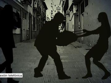 """Verónica, amiga de Borja y testigo de la agresión: """"No sé qué habría pasado si no hubiésemos llegado"""""""
