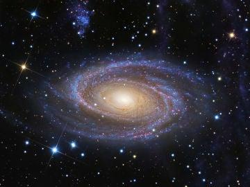 Galaxias en espiral