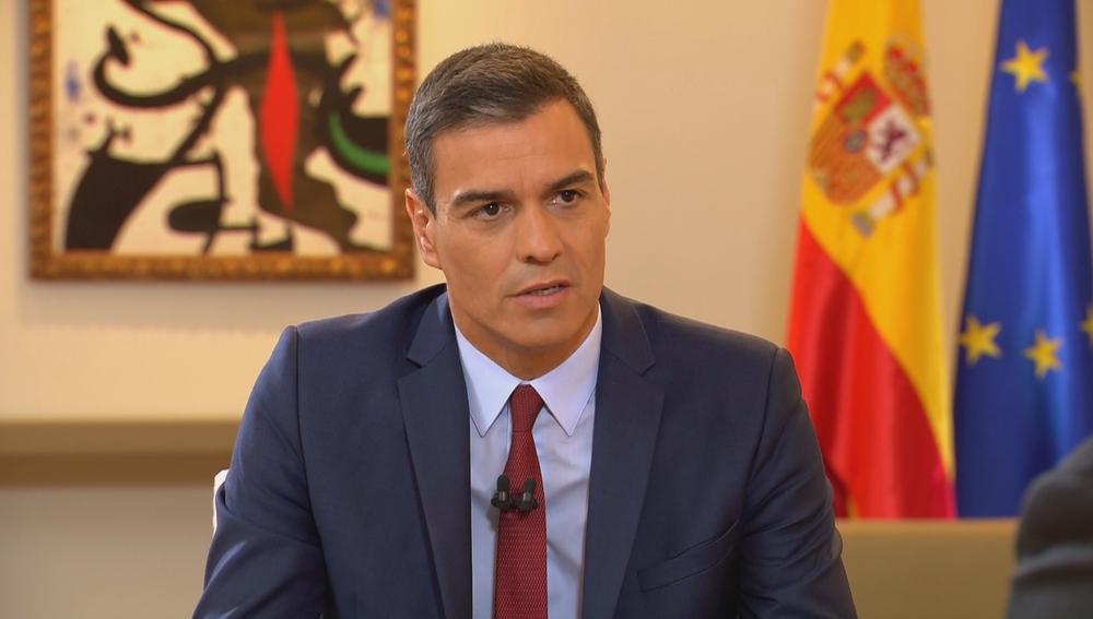 Entrevista a Pedro Sánchez en laSexta