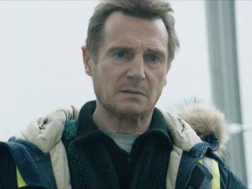 Las dos caras (serias) de Liam Neeson