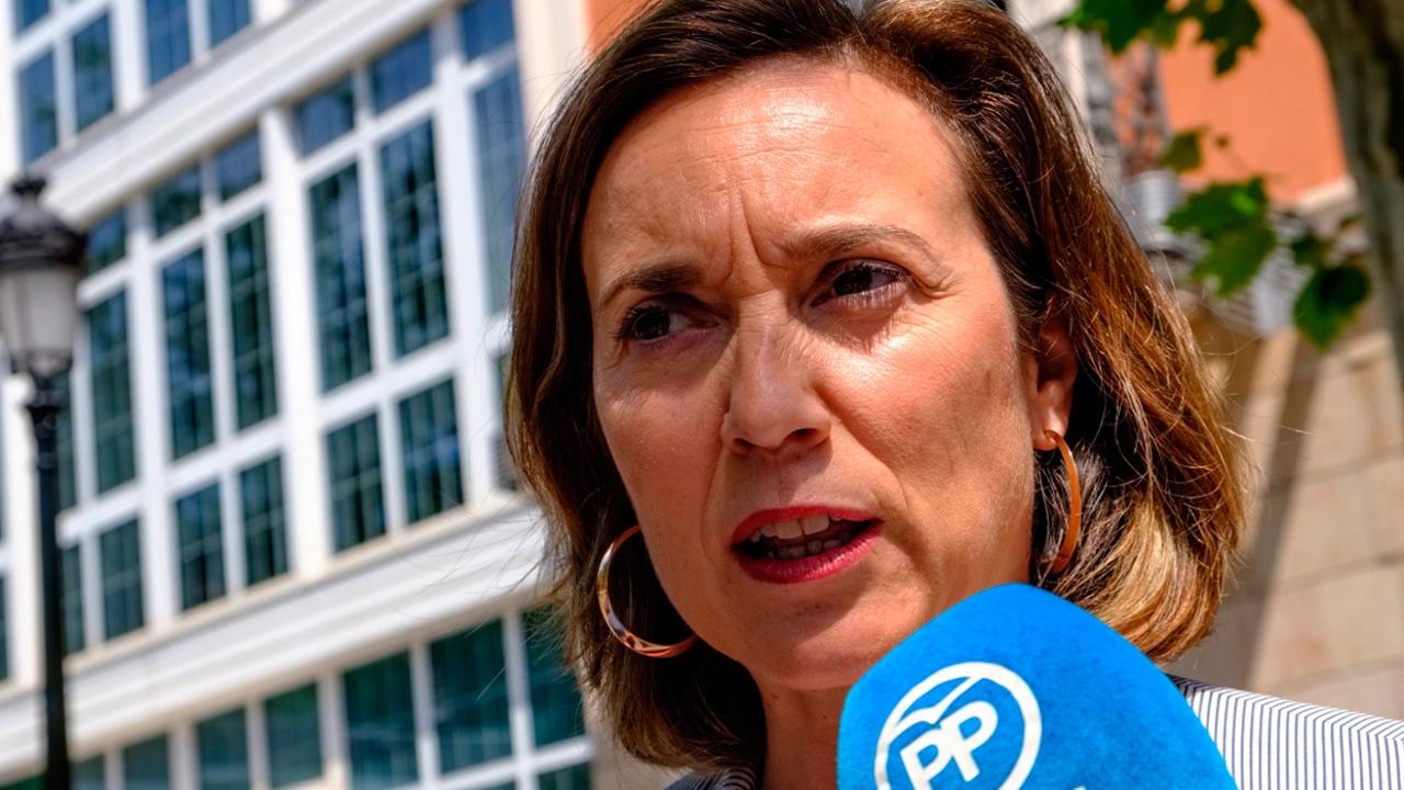 La vicesecretaria de Política Social del PP, Concepción 'Cuca' Gamarra
