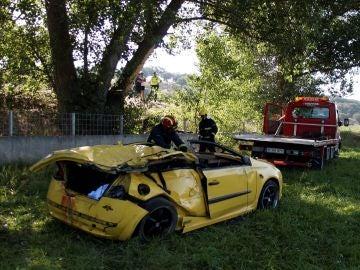 Accidente en Salamanca