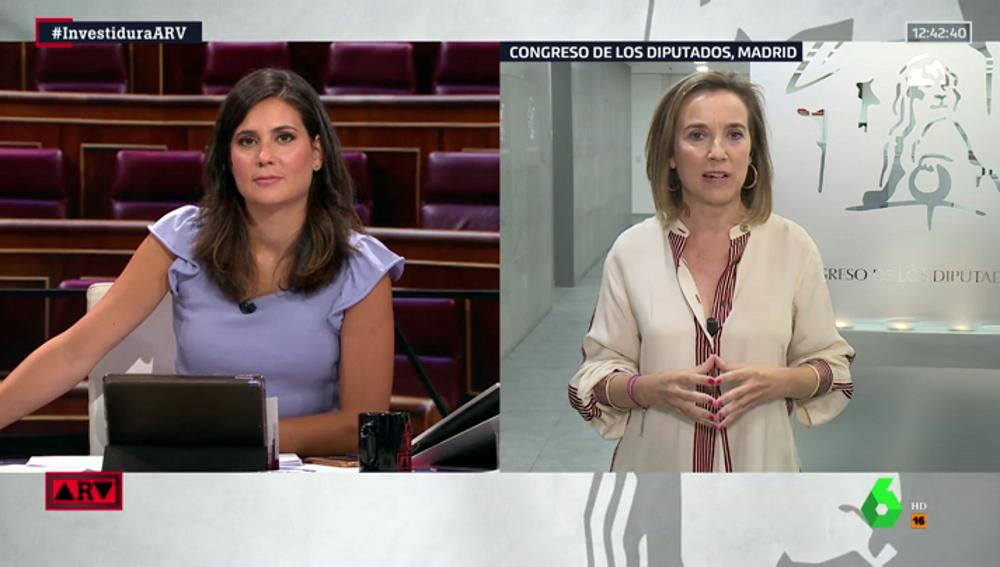 """Cuca Gamarra: """"El Partido Popular no tiene miedo a unas nuevas elecciones"""""""