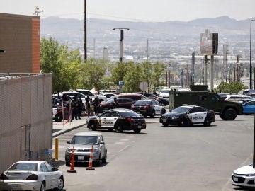Amplio despliegue policial en Texas tras un tiroteo
