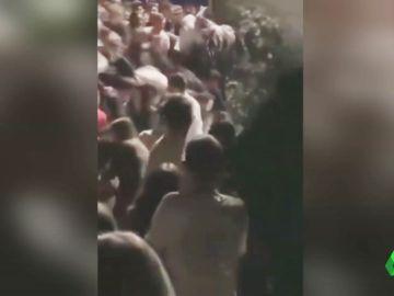 Detenidos siete jóvenes por la estampida en una discoteca italiana que se saldó con la muerte de seis personas
