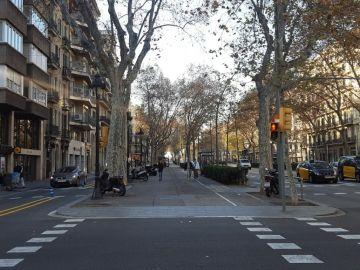 Gran Vía de Barcelona.