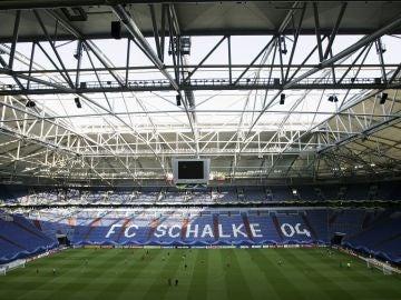 El Veltins Arena, estadio del Schalke 04