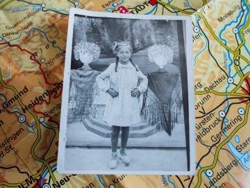 La foto de Paquita que los nazis confiscaron a su padre