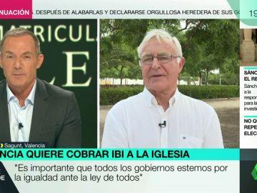 """Valencia quiere cobrar el IBI a la Iglesia: """"Es importante que estemos por la igualdad ante la ley de todos"""""""