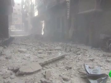 Más de 100.000 personas han sido detenidas o secuestradas en Siria desde que empezó la guerra