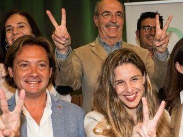 Malena Contestí, exdiputada en el Congreso por Vox Baleares