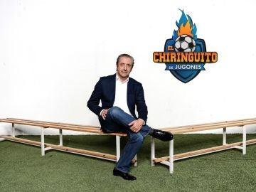 Josep Pedrerol lanza la nueva temporada de 'El Chiringuito de Jugones'