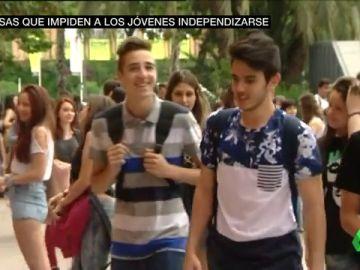 Precariedad, alquileres elevados... estos son los motivos por los que los jóvenes españoles se emancipan más tarde de la media Europea